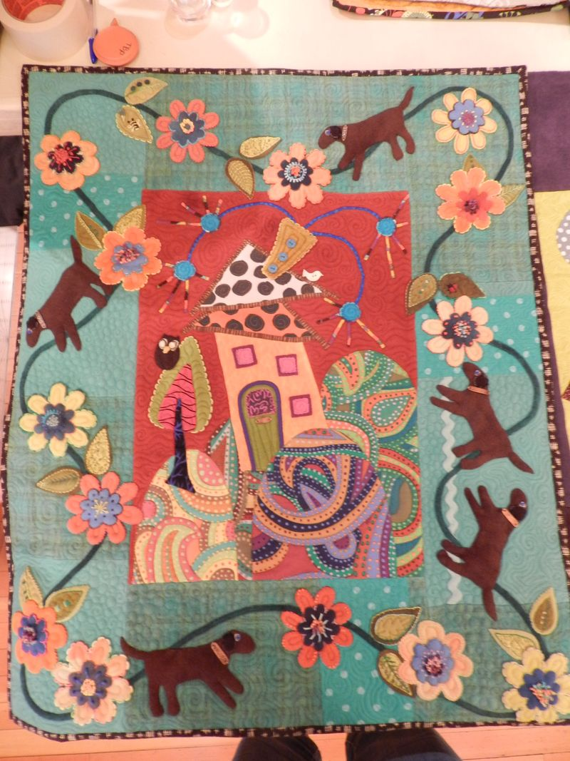 Folk Art Retreat with Tonye Phillips and Sue Spargo (3)