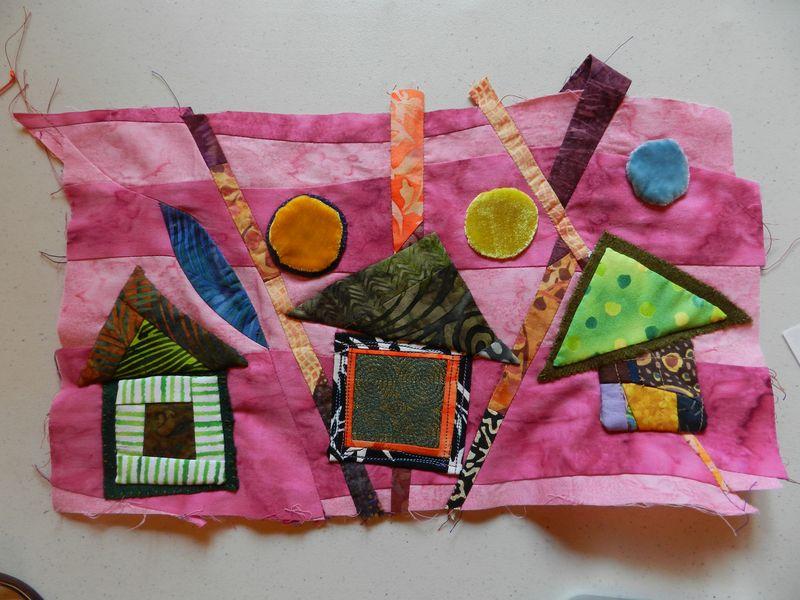 Marion Shimoda's piece