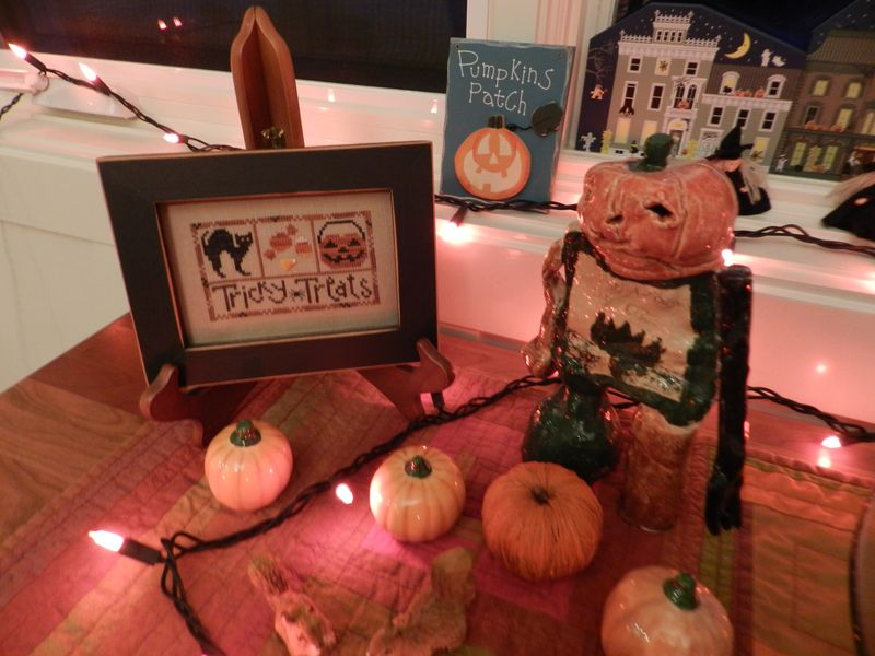 Halloween decorations (3)