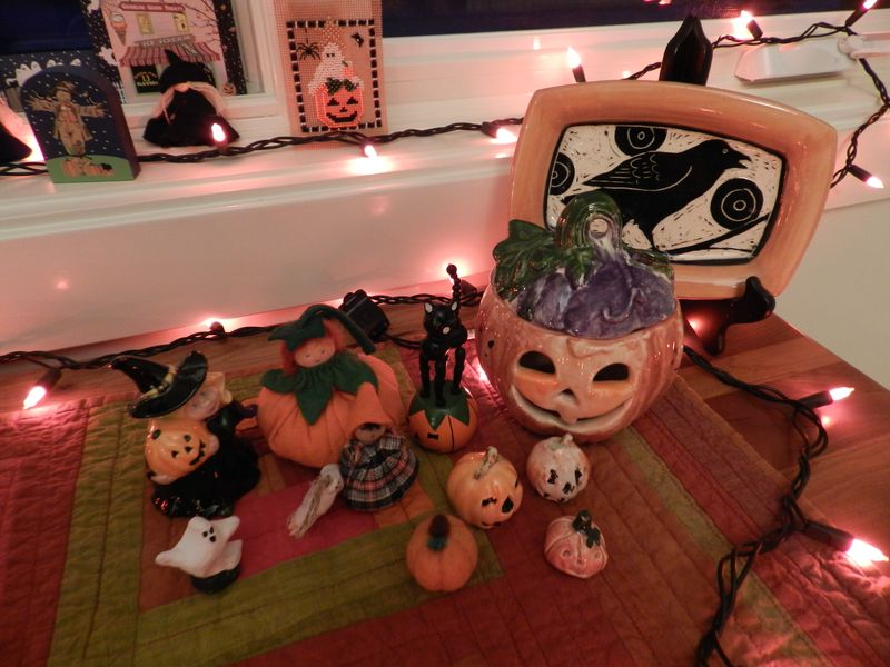 Halloween decorations (4)