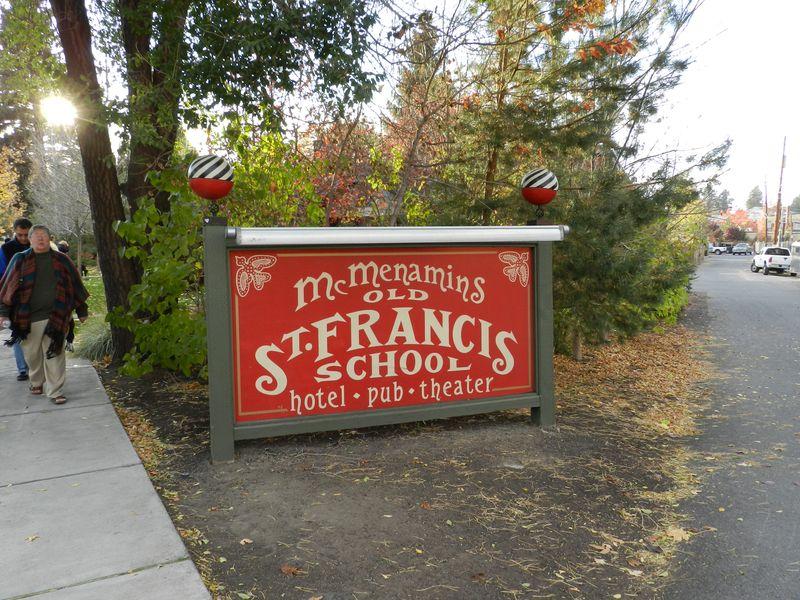 McMenamin's great sign