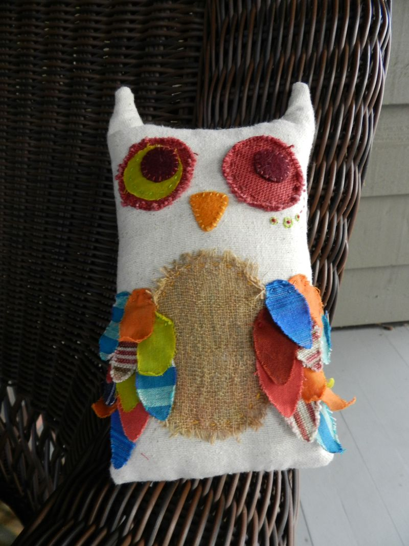 Owl from Chloe (2)