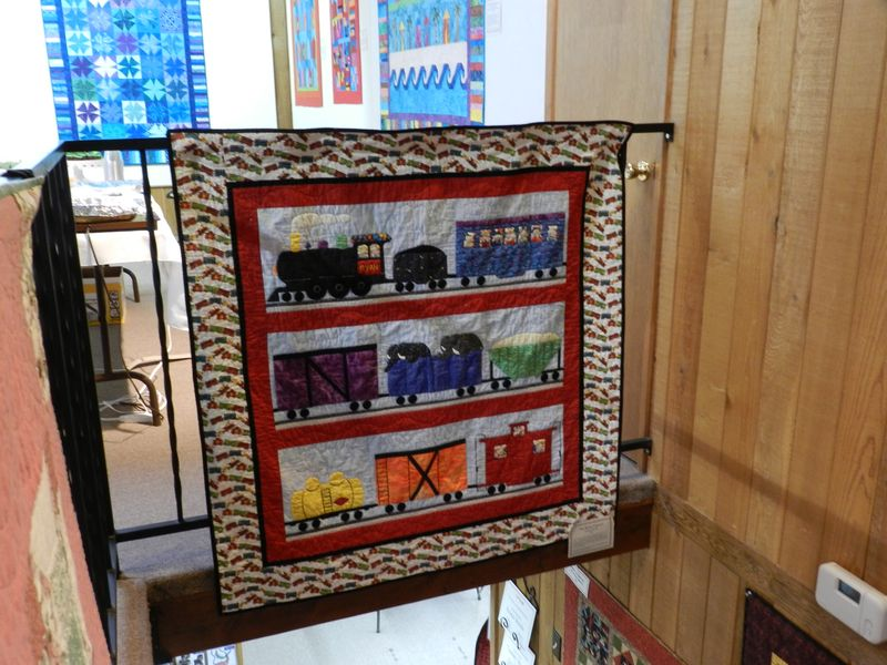 QuiltWorks Gallery Show March 2012 (2)
