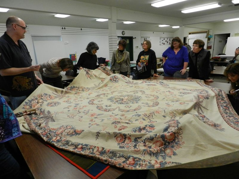 Bill Volkening's antique quilts (11)