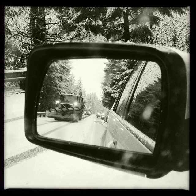 Driving over the Pass (4)