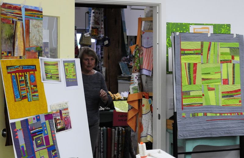 Journey to Creative Art Quilting with Jean Wells (2)