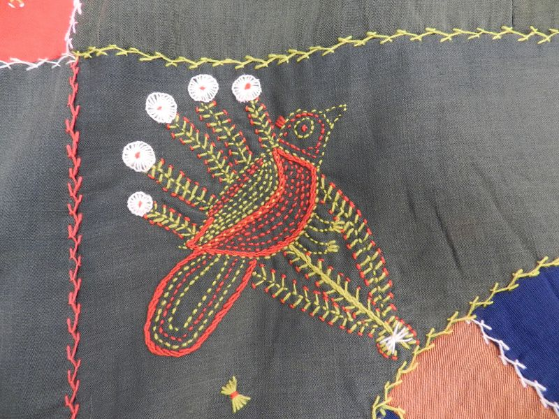 Bill Volkening's antique quilts (9)