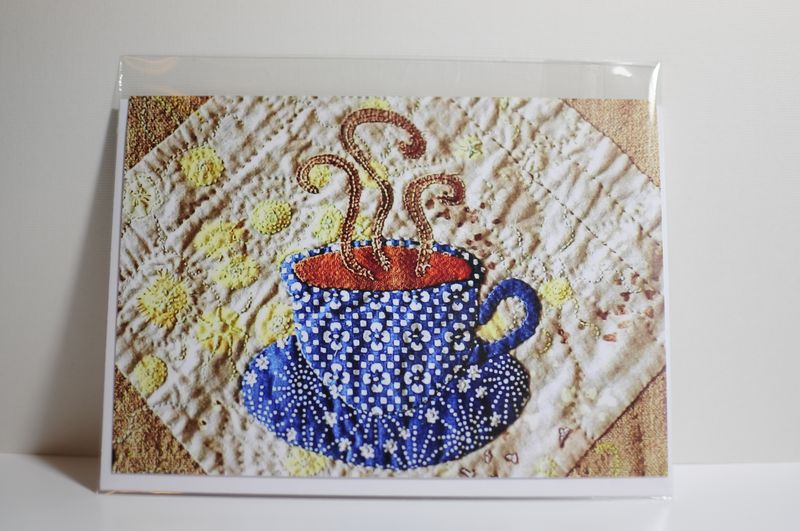 Greeting Card- Tea is No Minor Beverage (1)