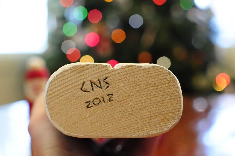 2012 Santa Hand Carved by Chloe for Kristin (4)