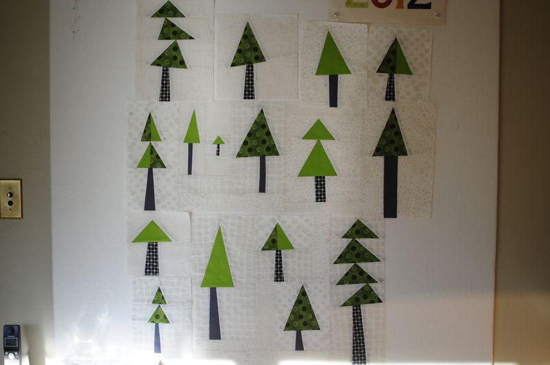Little Tree in the Big Snowy Woods (2)