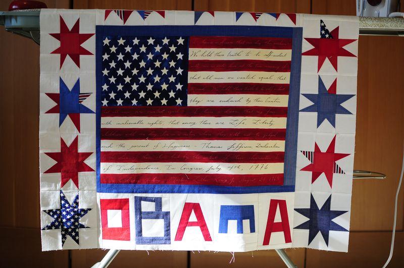 Obama Quilt (9)