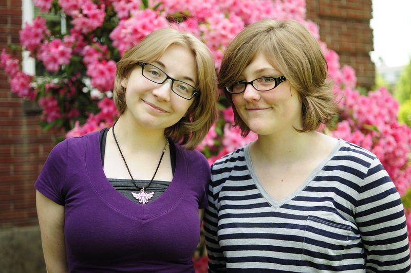 Chloe & Caitlyn May 2013 (16)
