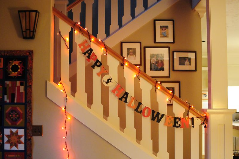 Halloween decorations (1)