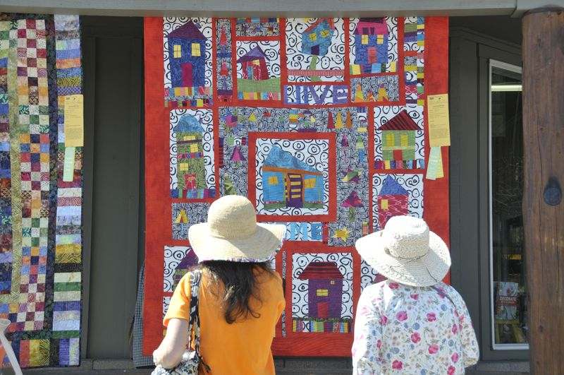 Sisters Show 2014 Calendar Quilts (4)