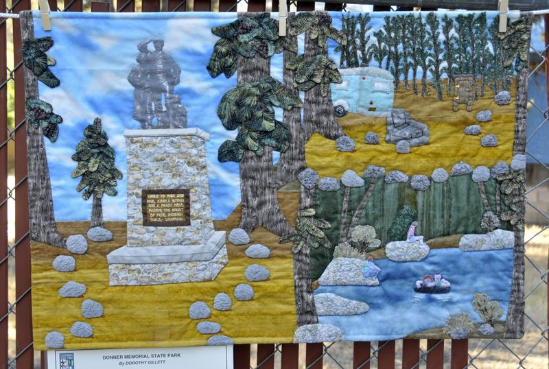 Sisters Show 2014 CA State Park Quilts (8)