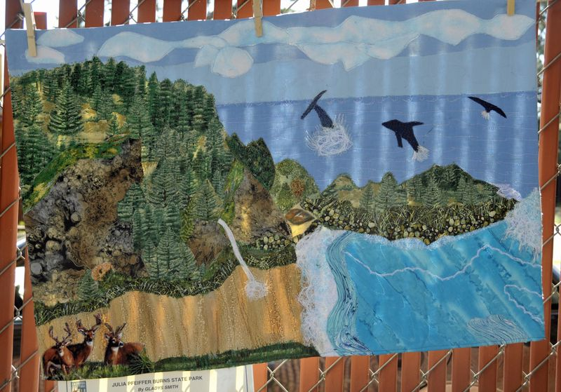 Sisters Show 2014 CA State Park Quilts (11)