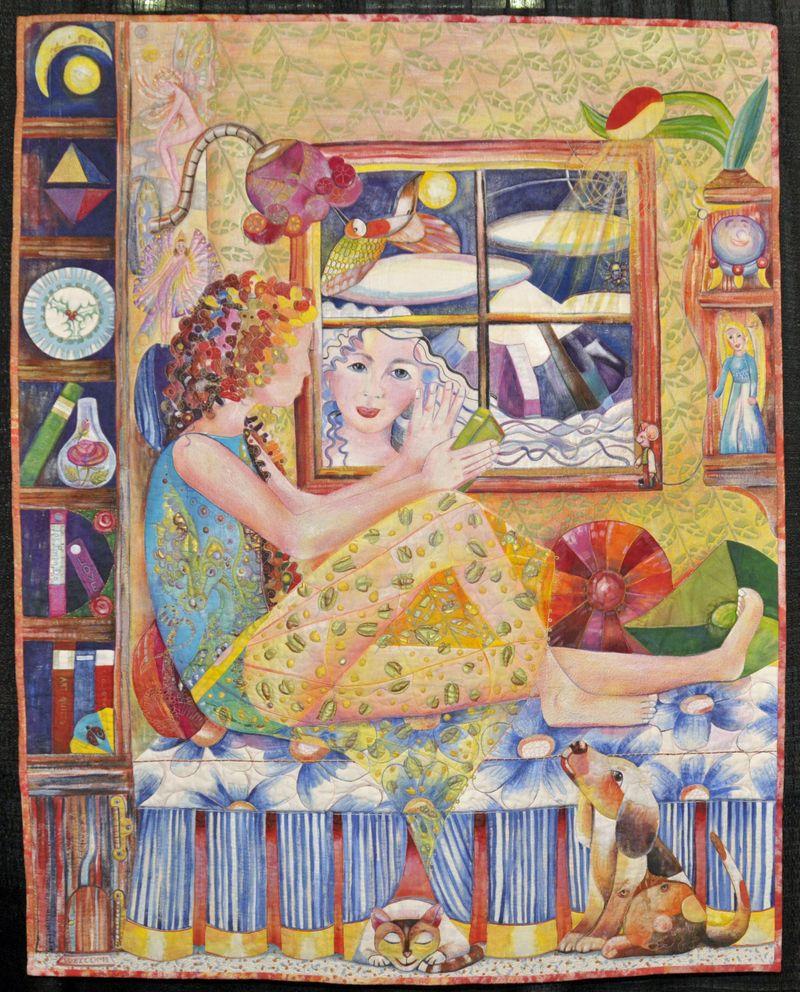 QKS 2014 It's a Crazy Life by Gail Thomas