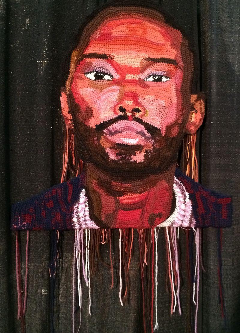 QKS 2014 Jo Hamilton crocheted portraits  (4)
